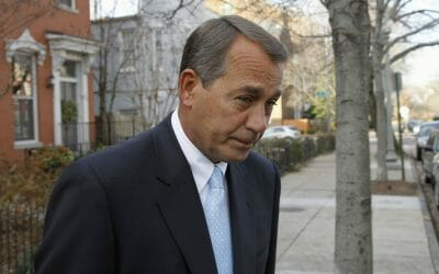 Former House Speaker Boehner comes out for rescheduling marijuana