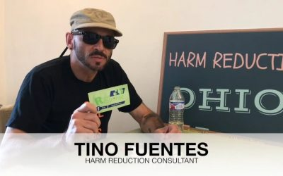 VIDEO: Tino Fuentes explains how to use fentanyl test strips