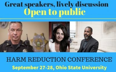 Reducing overdose: Schedule for the Ohio State University conference on Sept. 27-28