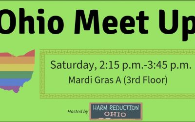 """Ohio Meet Up"" set for National Harm Reduction Conference in New Orleans"