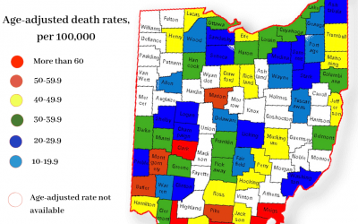 Ohio's 2018 overdose deaths detailed: Who died where.