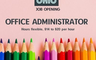 JOB OPENING: Office Administrator for Harm Reduction Ohio