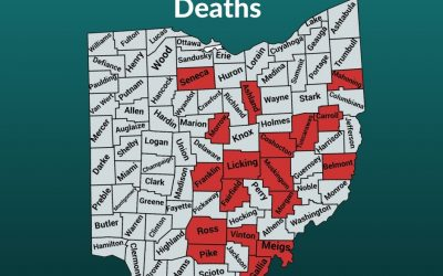 Ohio overdose deaths hit record highs in many counties — with more to come