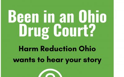 Survey on Ohio Drug Courts: Participants' Perspectives