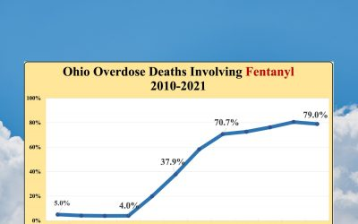 The Deadly History of Fentanyl in Ohio, By Drug, 2010 – 2021